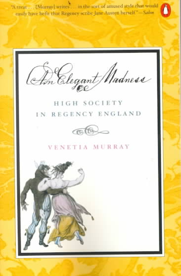 An Elegant Madness By Murray, Venetia