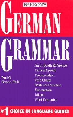 German Grammar By Graves, Paul G.